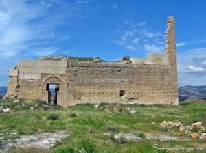 Castillo de Alcala, Mula 2