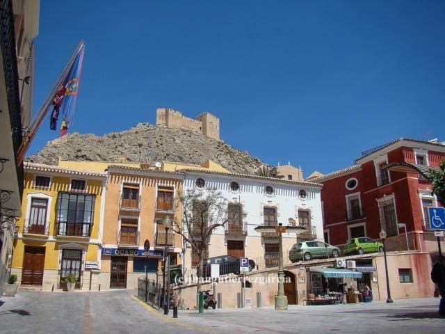 Plaza del Ayuntamiento de Mula